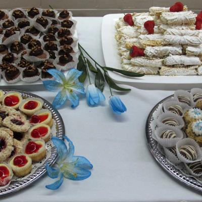 Cookie Trays 9